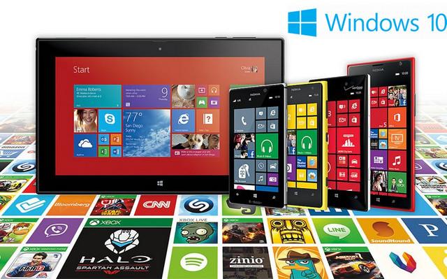 Aplikasi Windows 10