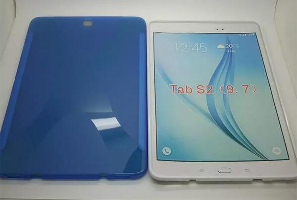 Bocoran gambar Samsung Galaxy Tab S2 1