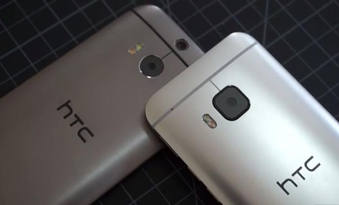 Kamera HTC One M9