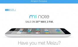 Debut Meizu M1 Note di India Dimulai Besok