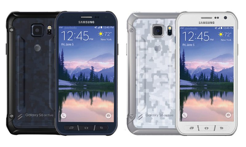Samsung Galaxy S6 Active 'Berkamuflase' di Bocoran Gambar Barunya