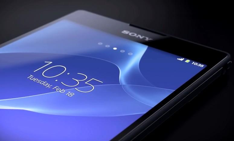 Sony Smartphone 4