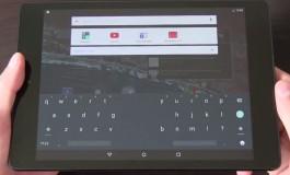 Wah, Android M Bawa Split Keyboard Mirip iPad ke Tablet Android