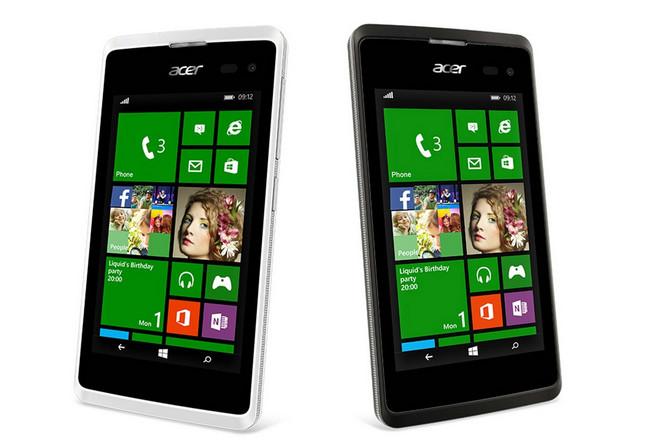 Acer Liquid M220, Smartphone Windows Phone Pertama Acer Kini Hadir di Indonesia