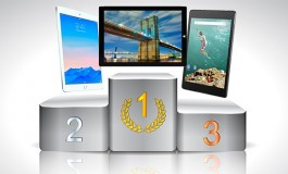 Surface Pro 3 Jadi Tablet Tercepat Diatas iPad Air 2 dan Nexus 9