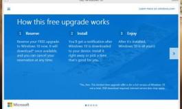 Anjuran Upgrade Windows 10 Muncul di PC Pengguna Windows 7/8