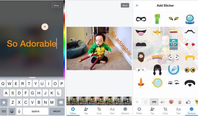 Facebook Uji Coba Fitur Pengunggah Foto Untuk iOS