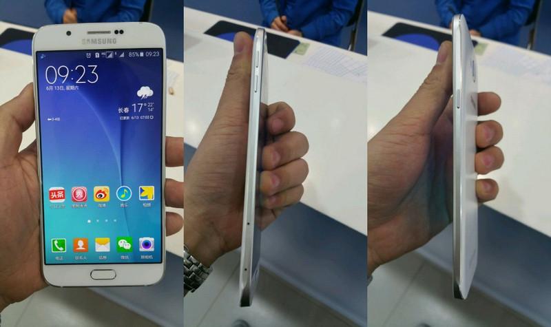 Samsung Galaxy A8 Muncul Dalam Sekumpulan Gambar, Bawa Layar 5,7 Inci 1