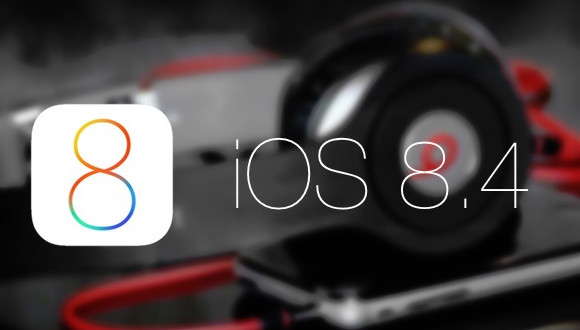 iOS 8.4 dengan streaming musik