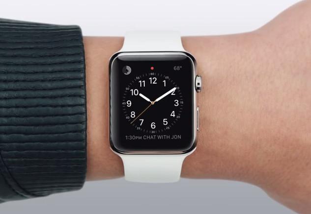 jam tangan pintar Apple Watch