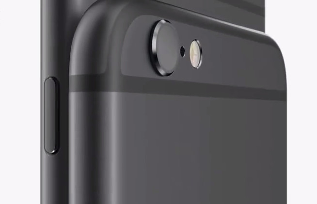 kamera ponsel iphone