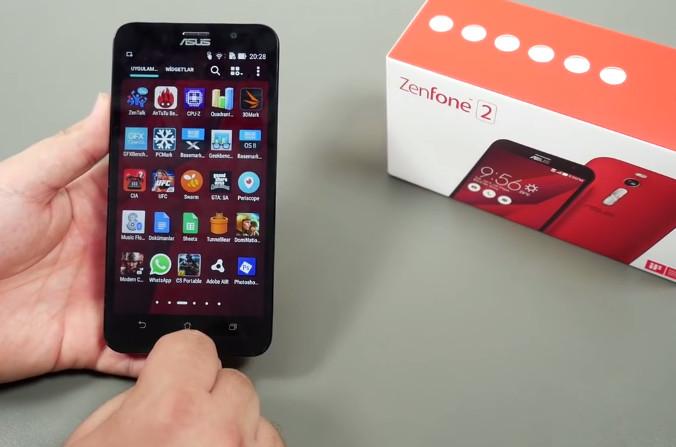 Asus Zenfone 2 5