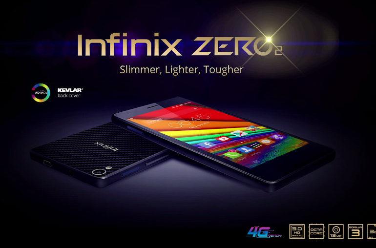 Lazada Segera Pasarkan Infinix Zero 2 Dalam Waktu Dekat