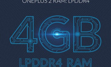 OnePlus 2 Dikonfirmasi Bawa RAM 4GB LPDDR4