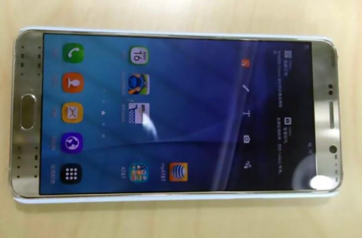 Prototipe Samsung Galaxy Note 5 Muncul Dalam Bocoran Gambar 1