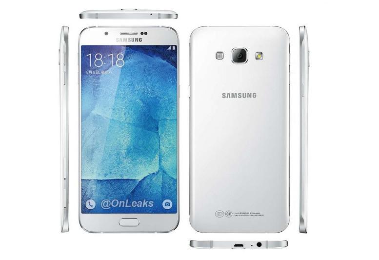 Samsung Galaxy A8 Dalam Bocoran Gambar dan Terungkapnya Harga