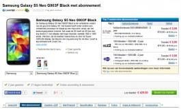 Samsung Galaxy S5 Neo Sudah Tersedia Pre-order di Belanda