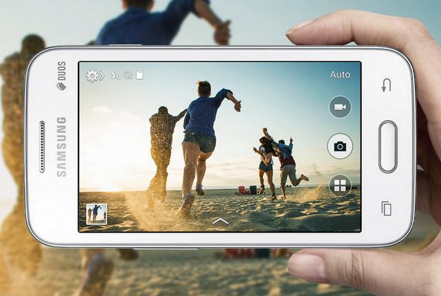 Samsung Galaxy V Plus Diluncurkan Tanpa Ada Peningkatan