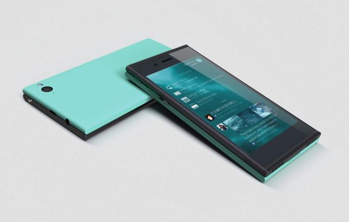 Smartphone Pertama Berplatform Sailfish OS 2.0 Diperkenalkan Besok