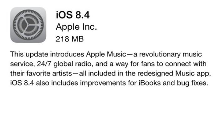 iOS 8.4 Akhirnya Resmi Dirilis, Bawa Apple Music Untuk iDevice 2