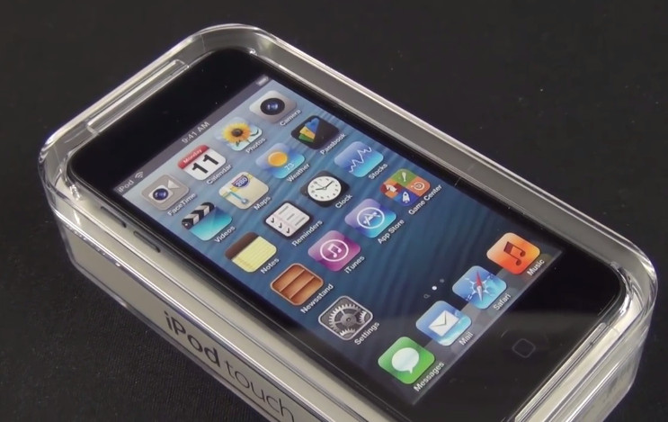 iPod Touch Gen5