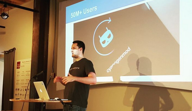 Adnan Begovic - Cyanogen