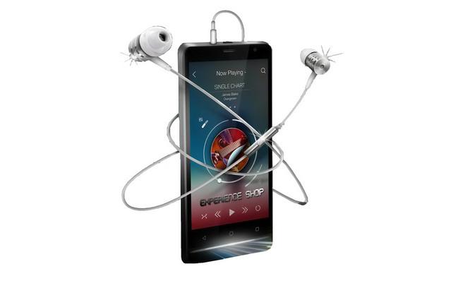 Advan Barca HiFi M6 Music Diluncurkan, Smartphone Musik Bersuara Menarik