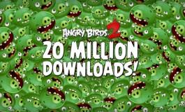 Angry Birds 2 Sudah Di-download 20 Juta Kali Dalam Seminggu