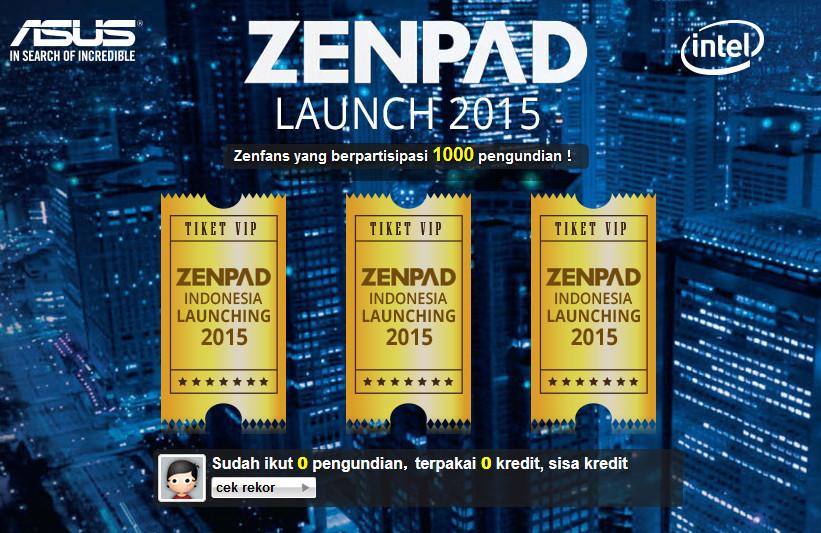 Asus ZenPad 8.0 & S8.0 Segera Diluncurkan di Indonesia