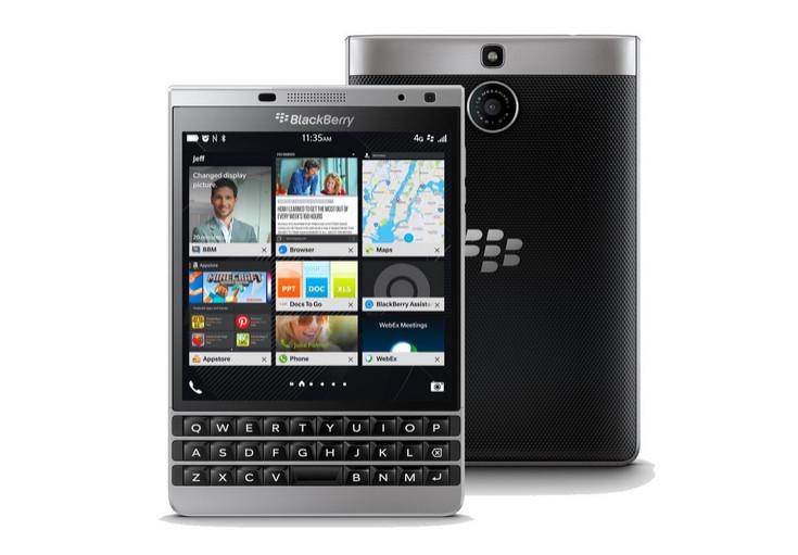 BlackBerry Passport Silver Edition Kini Tersedia Pre-Order di Inggris