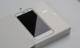 ZUK Z1 aka Lenovo Z1 Gunakan CyanogenOS di India
