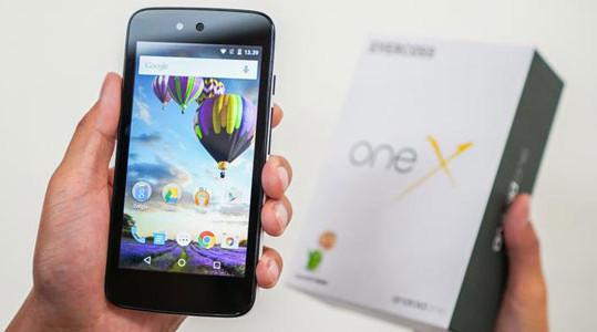 Evercross One X (Android One) Lebih Murah di Bulan Kemerdekaan Indonesia