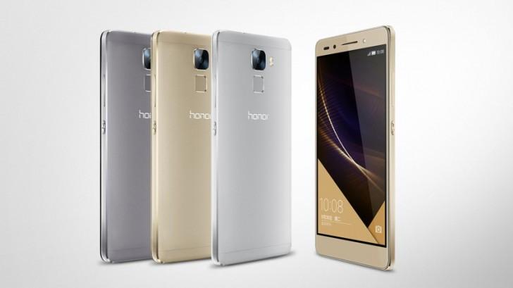 Huawei Honor 7 Punya Edisi Premium