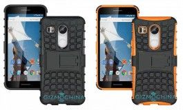 LG Nexus 5 (2015) Berpose Dibalik Case