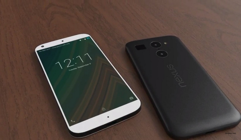Penggemar Tuangkan Buah Pikiranya Akan Nexus 5 2015 Kedalam Video