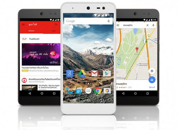 Ponsel Android One Berikutnya Hadir di Thailand