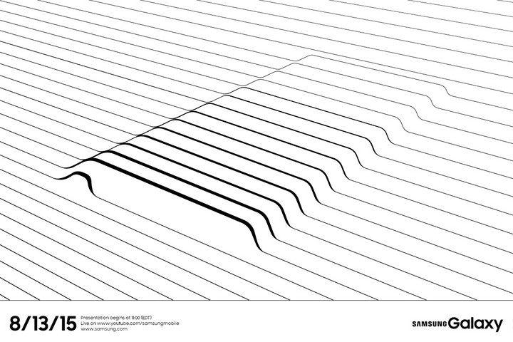 Samsung Galaxy Note 5 Dipastikan Jadi Bintang di Acara 13 Agustus Nanti