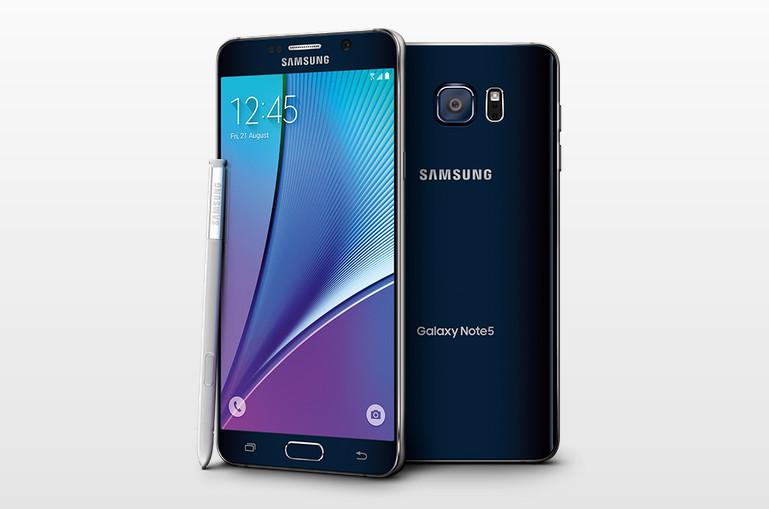 Samsung Galaxy Note 5 Diresmikan, Mulai Tersedia 21 Agustus