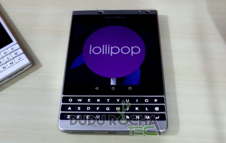 Video Ini Perlihatkan Blackberry Passport & Passport Silver Edition Jalankan Android
