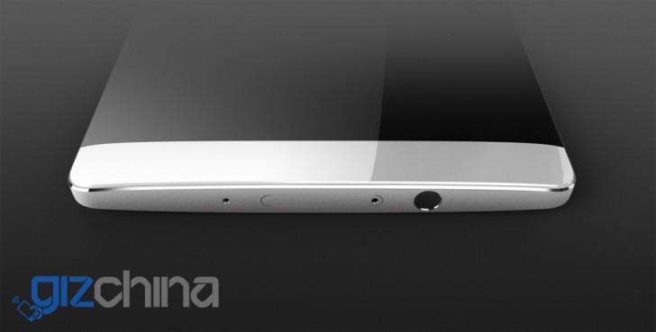 Inikah Render Huawei Mate 8?