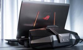 ASUS ROG GX700, Laptop Pertama Berpendingin Cair Dipamerkan di IFA 2015