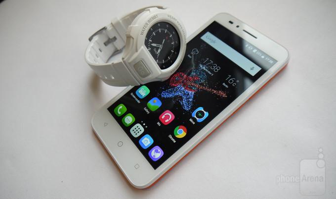 Alcatel GO PLAY & GO WATCH, Smartphone dan Smartwatch Untuk Pengguna Aktif