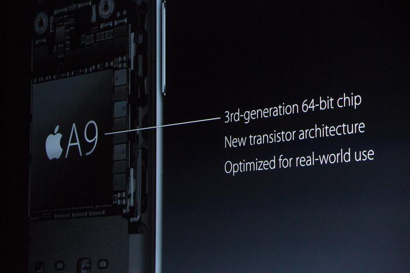 Apple A9 & A9X, Chipset Berkinerja Desktop Dengan Co-Prosesor M9 1