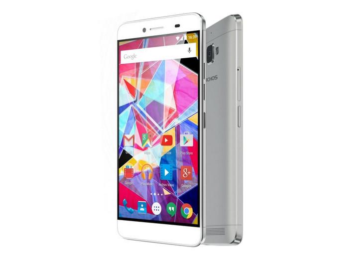 Archos Diamond Plus Segera Hadir Bawa Layar 5,5 Inci dan Android Lollipop 1