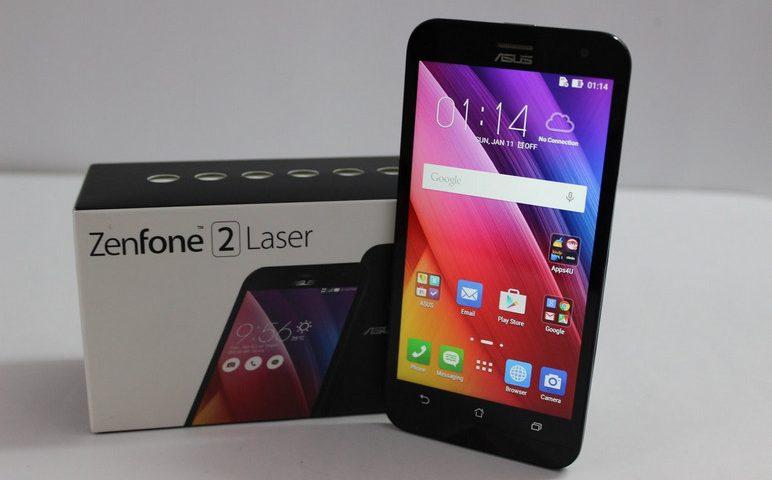 Asus Zenfone 2 Laser Diuji Goresan 2 Kilogram, Bagaimana Nasibnya?