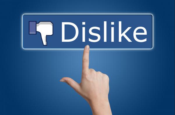 Bakal Ada Tombol 'Dislike' di Facebook