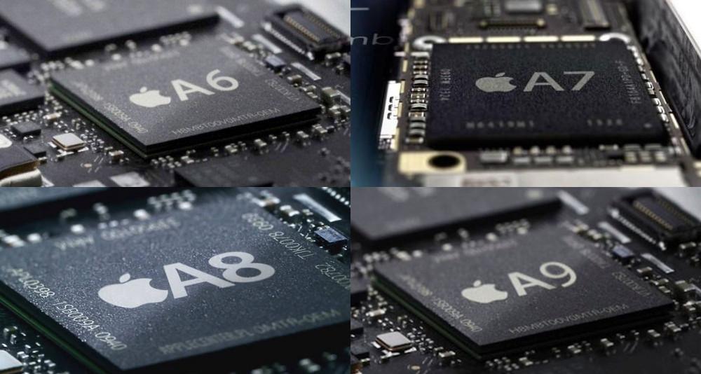 Chipset Apple A10 di iPhone 7 yang Akan Datang Punya CPU Hexa-Core