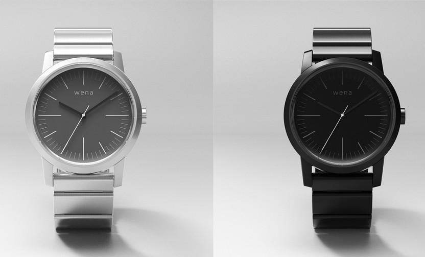 Diluncurkan, Smartwatch Sony Wena Tantang Apple Watch