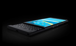 Gambar Resmi Blackberry Priv Akhirnya Dirilis
