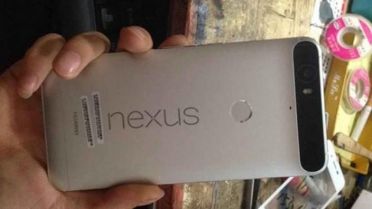 Gambar bocoran Huawei Nexus